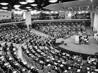 La Conferencia de Estocolmo