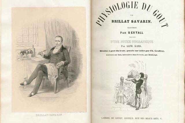 Precursor de la gastronomía Jean Anthelme Brillat-Savarin