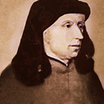 Johannes Ockeghem Born