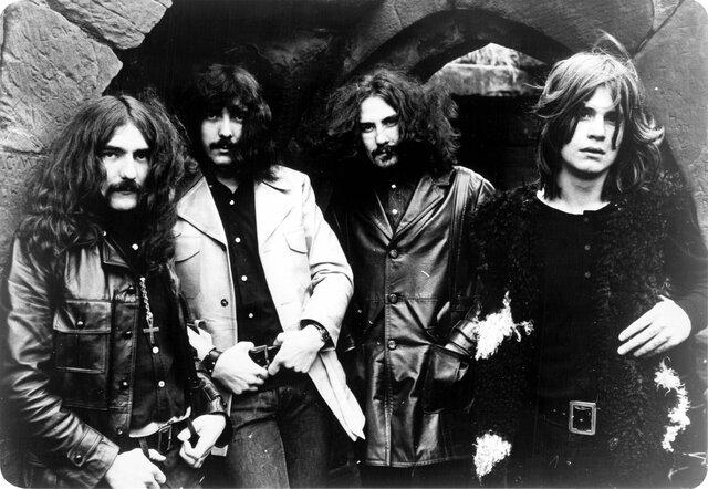 Black Sabbath primera banda de heavy metal