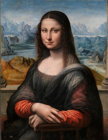 Leonardo da Vinci: La Gioconda