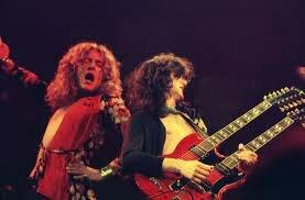Aparece Led Zeppelin