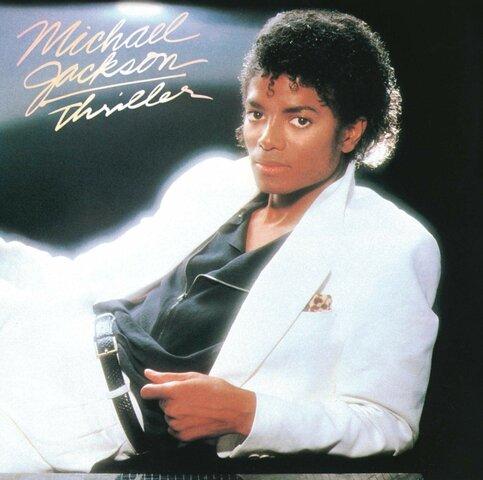 Se publica Thriller de Michael Jackson
