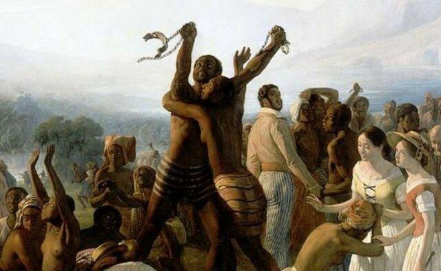 Esclavitud liquidada en 1851