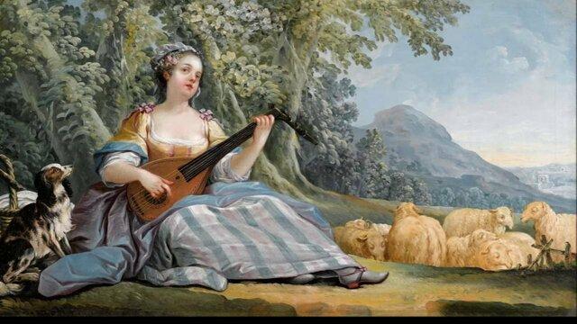 """""""Fair Phyllis"""" by John Farmer"""
