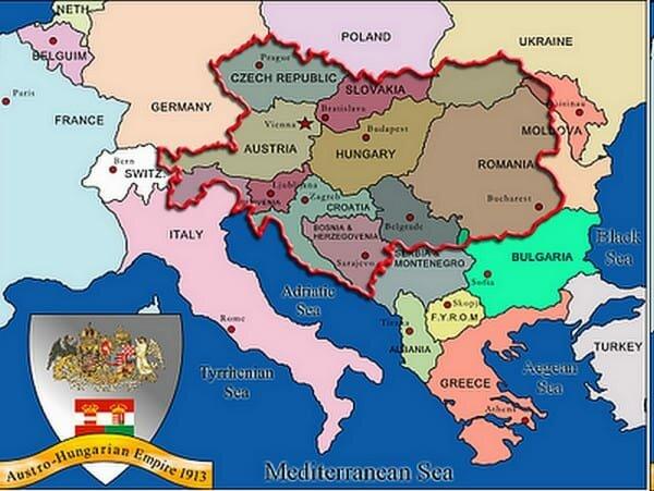 Austria-Hungría eleva unilateralmente sus aranceles por lo que se presentan limitaciones en el sistema vigente de tratados comerciales