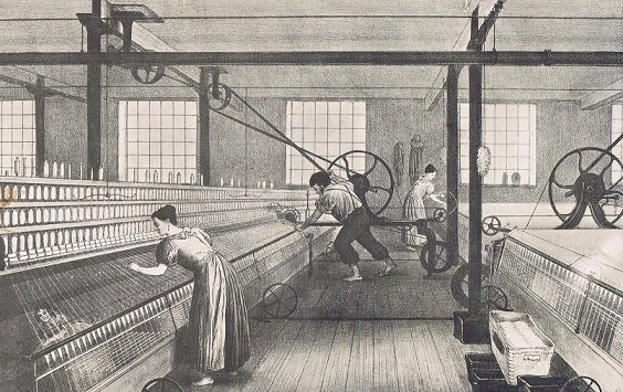 Competencia de la manufactura inglesa