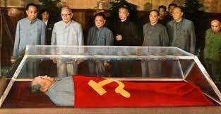 Muere Mao Zedong.