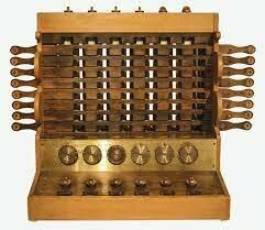 Se inventa la primera calculadora