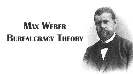 Max Weber-Theory of Bureaucracy