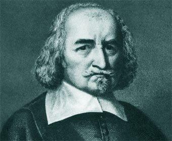 Thomas Hobbes y entrevistas a filósofos