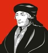 Erasmo de Rotterdam (1466 – 1536).