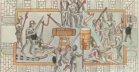 Matanza del Templo Mayor