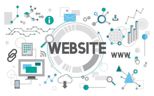 El inicio de la web