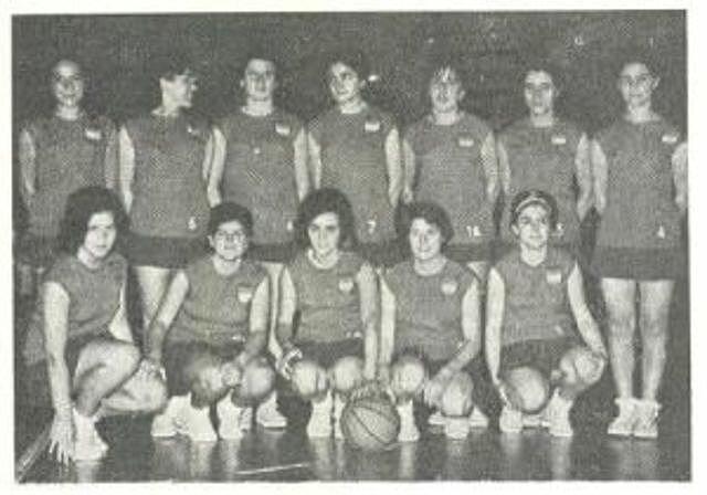 Formación de un equipo femenil