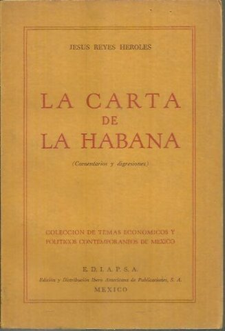 Se firma la Carta de La Habana para una Organización Internacional de Comercio, que no entra nunca en vigor.
