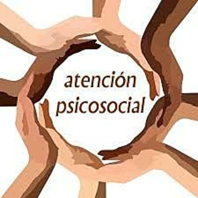 Recorriendo los enfoques de la atención psicosocial. timeline