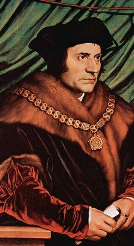 Tomás Moro (1478 – 1535)