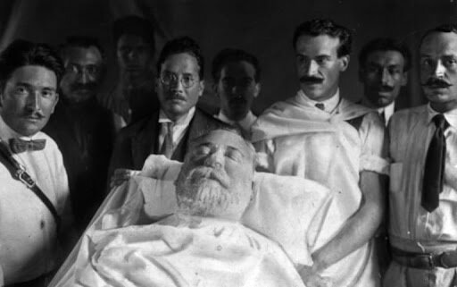 Muerte de Venuestiano Carranza
