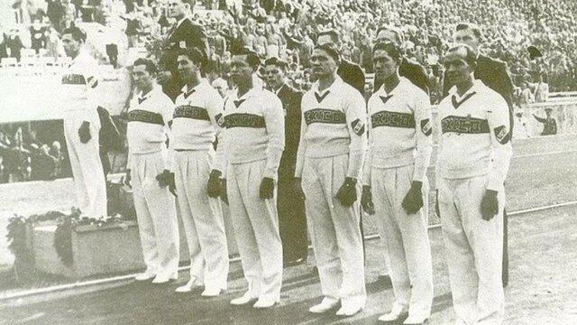 Primera medalla olímpica en un deporte de conjunto