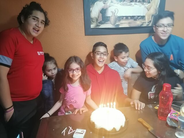 mi cumpleaños #17