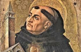 Santo Tomás de Aquino siglo Xlll (1225-1274)