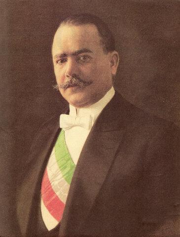 Precidencia de Álvaro  (1920-1924)