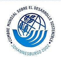 Cumbre mundial sobre el Desarrollo sustentable  2002