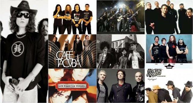 Inicia el Rock en español en Latinoamérica y España