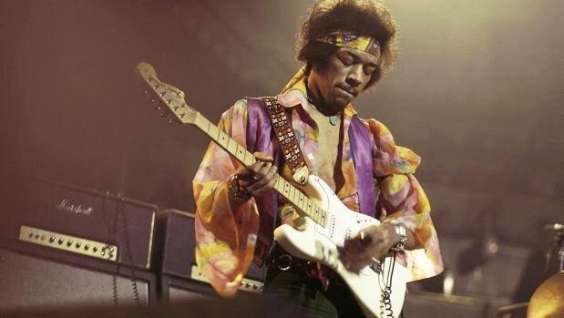 Muere Jimmi Hendrix