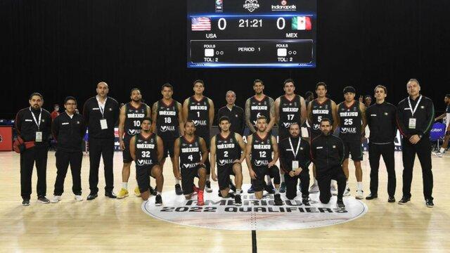 Selección mexicana actual
