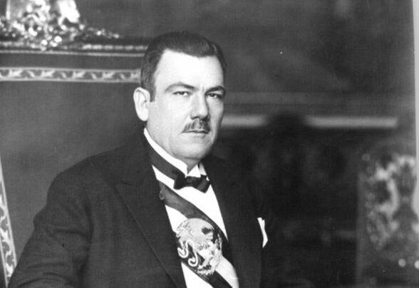 Presidencia de Francisco Plutarco Elías Campuzano (1924-1928)