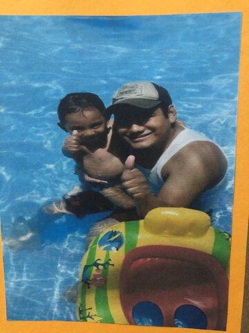 A nadar como niño grande
