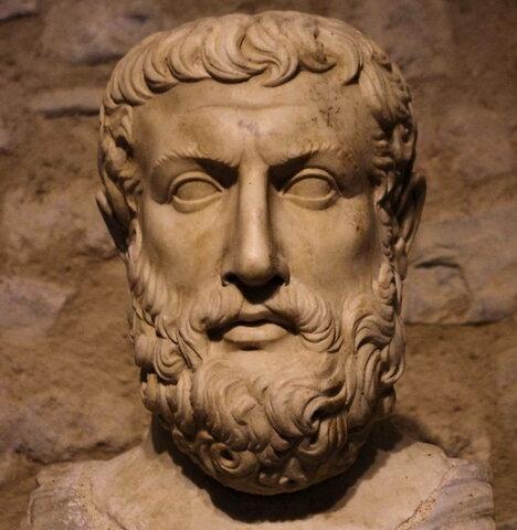 Parménides (Filosofía preática)