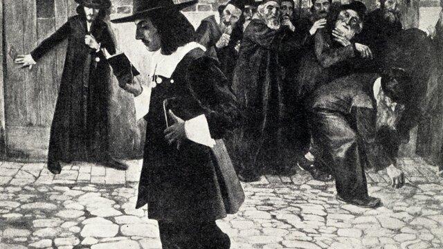 Excomulgan a Baruch Spinoza