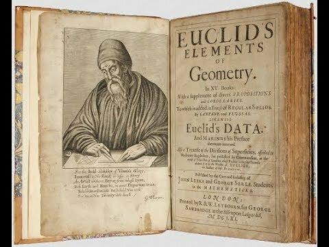 Obra de Euclides ELEMENTOS