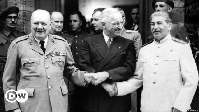 La conferencia de Postdam 17 jul 1945 – 2 ago 1945