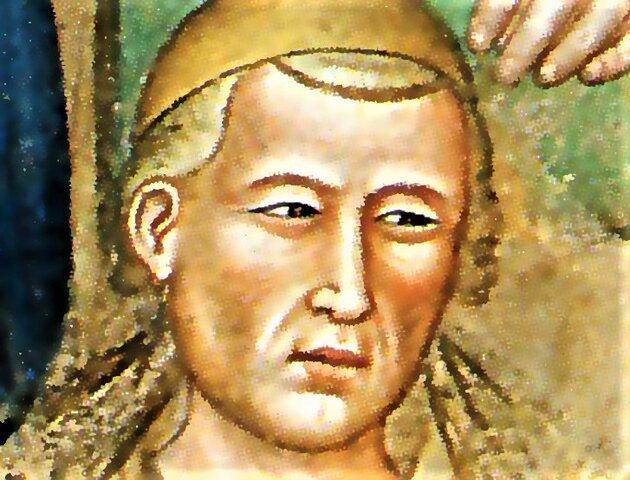 Nace Guillermo de Ockham