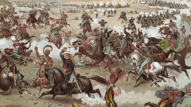 Battle of the Little Bighorn