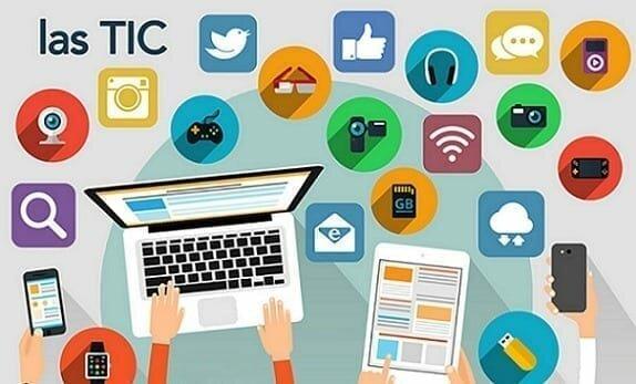 Aparecen las TIC como nuevo método para la educación.