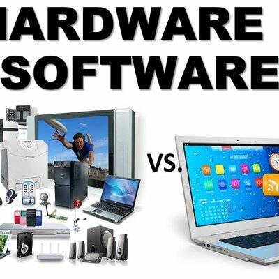 Hardware y Software  timeline