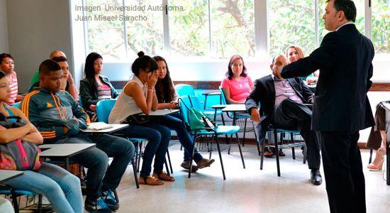 Incremento de la educación virtual en la educación superior.