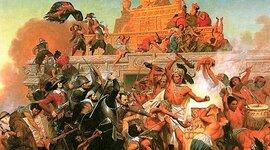 Act. 1.4 Línea del tiempo: Conquista de Cortés y Nuño Beltrán timeline