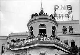 En la II Convención Nacional Ordinaria del PNR se declara candidato oficial a la presidencia de la República a Lázaro Cárdenas del Río.