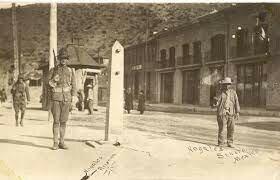 Se llamó a testificar a Calles por el contrabando de armas por Nogales, Sonora, en 1915.