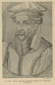 Gerhardus Mercator (1512-1594)