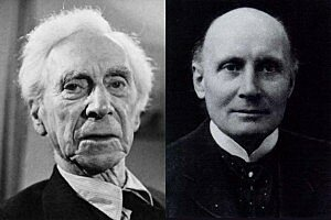 Bertrand Russell y Alfred Whitehead