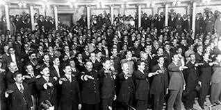 Carranza anunció la necesidad de convocar a un congreso constituyente para reformar la Constitución de 1857