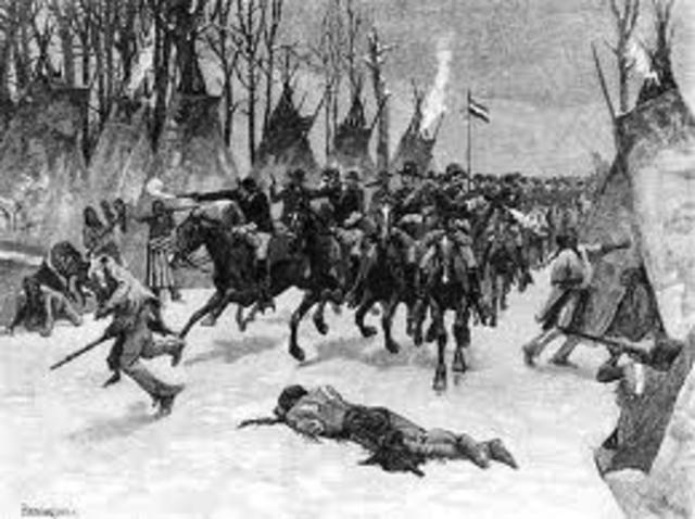 Last Cheyenne Raid