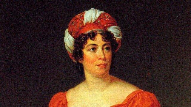 GERMAINE DE STAEL 1766-1817